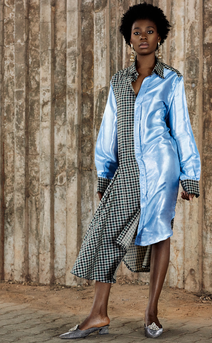 Wanger Ayu SS 18 'In Restless Motion' Is A Celebration of Femininity