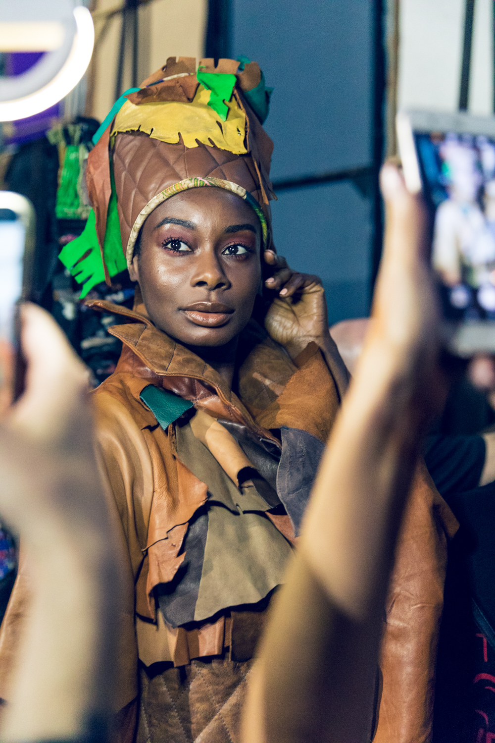#AFICTFW18 | ALL the Backstage Beauty Moments You Missed