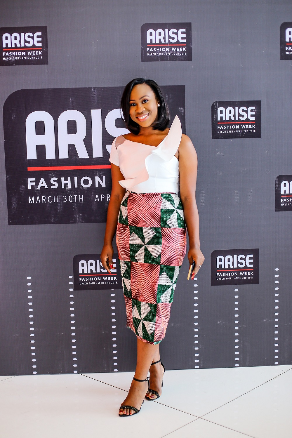 ARISE Fashion Week Unveils 2018 Showcasing Designers at Exclusive Press Party