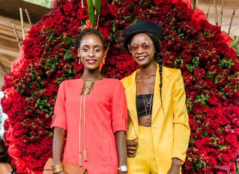 Throwback: The Kenyan Fashion Calendar kicked off with Nairobi Fashion High Tea 2018