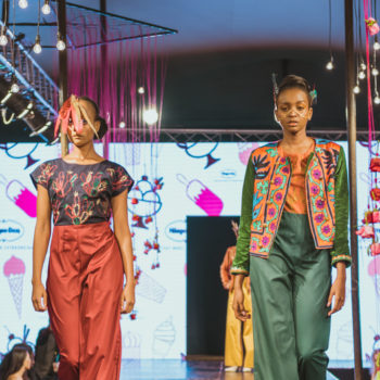 Highlights from Nairobi's Fashion High Tea Runway Show