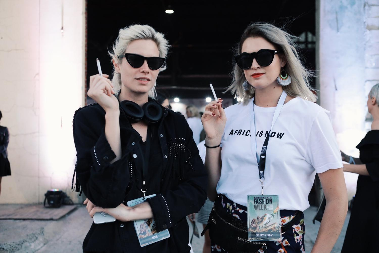 See The Best Street Style From #AFICTFW18