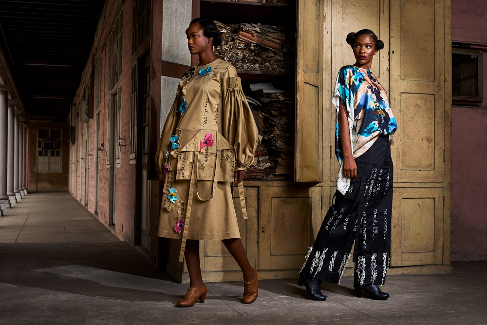 Edgy Girls will Love Everything from Idma-Nof's Spring/Summer 2018 Collection