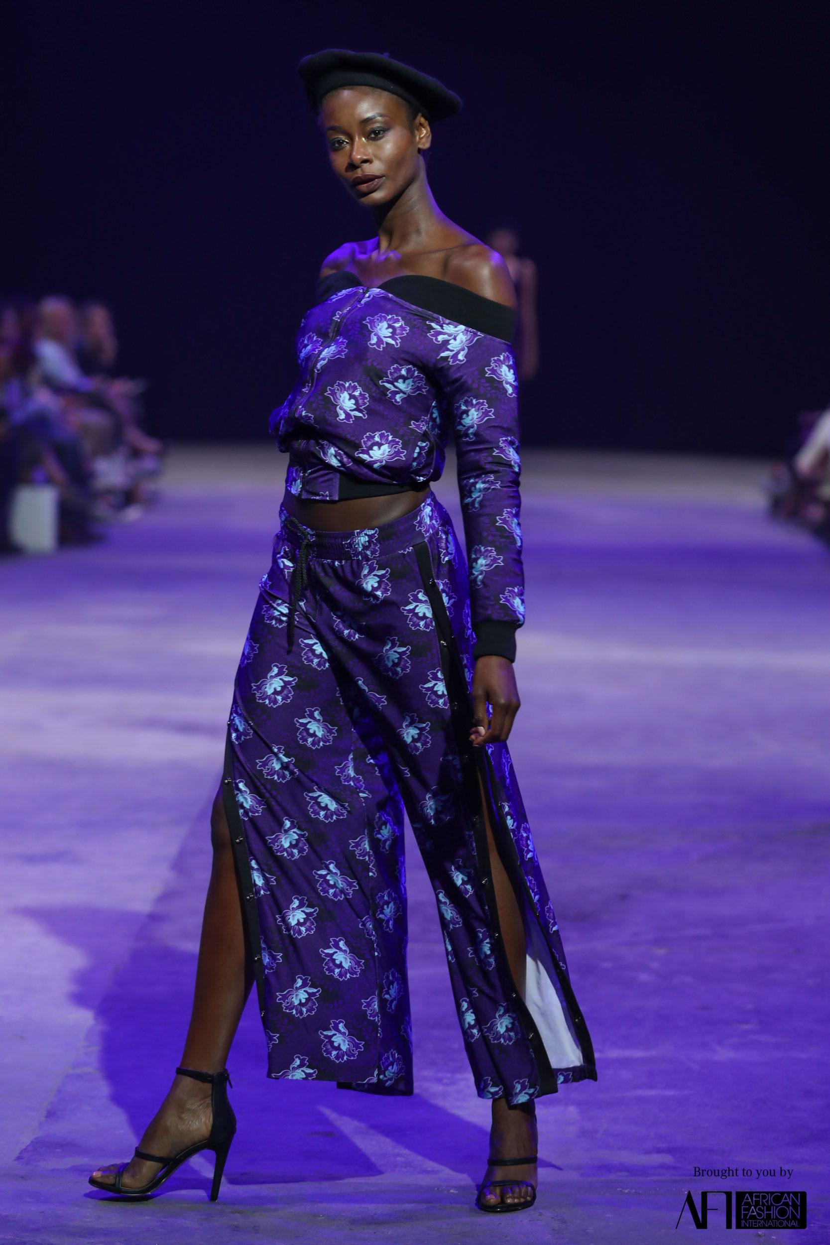 #AFICTFW18 | Khosi Nkosi