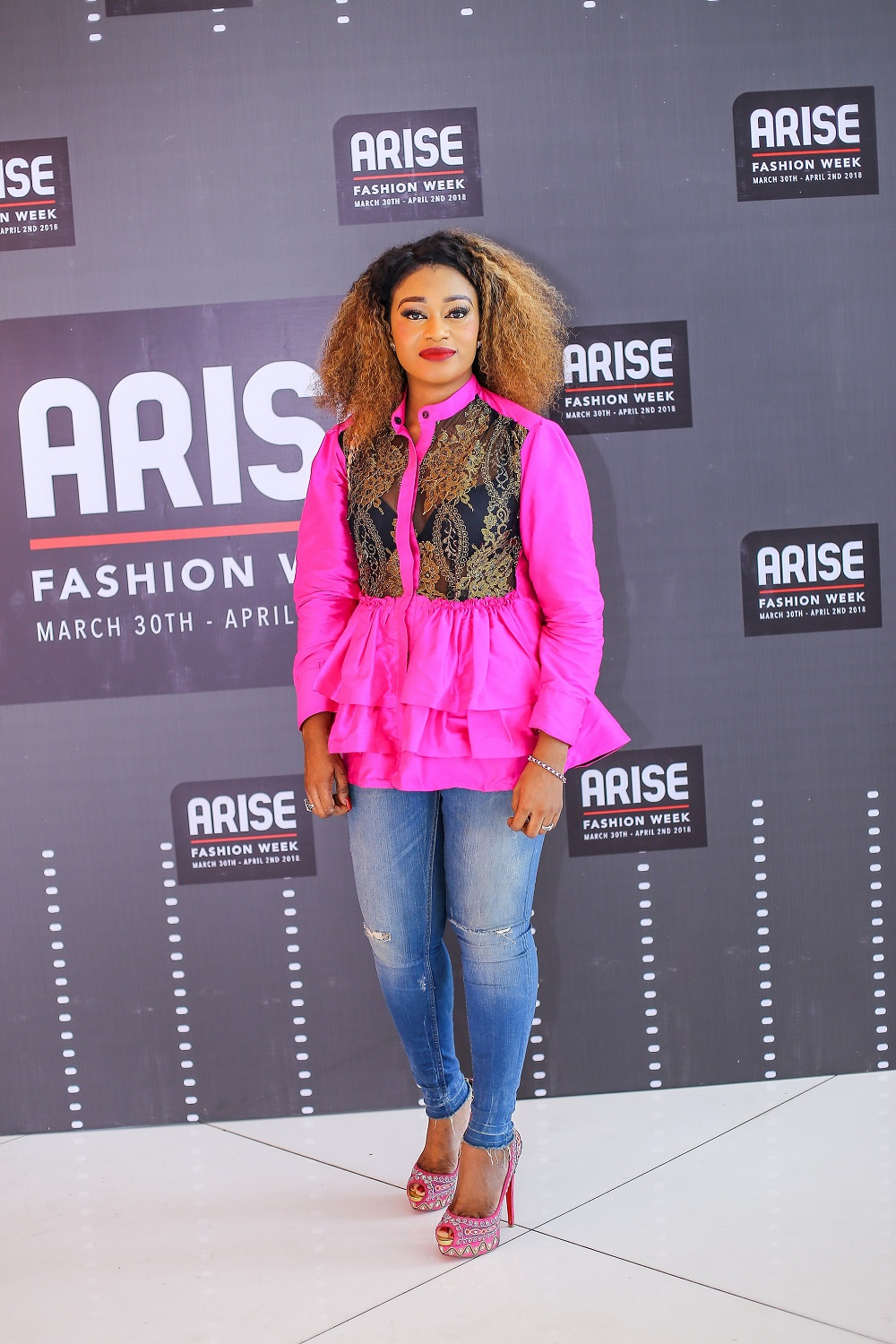 Arise gallery magazine party pictures