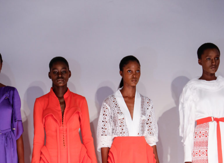 Sisiano, Ré, Kenneth Ize, Style Temple & Orange Culture at Lagos Fashion Week A/W 2018