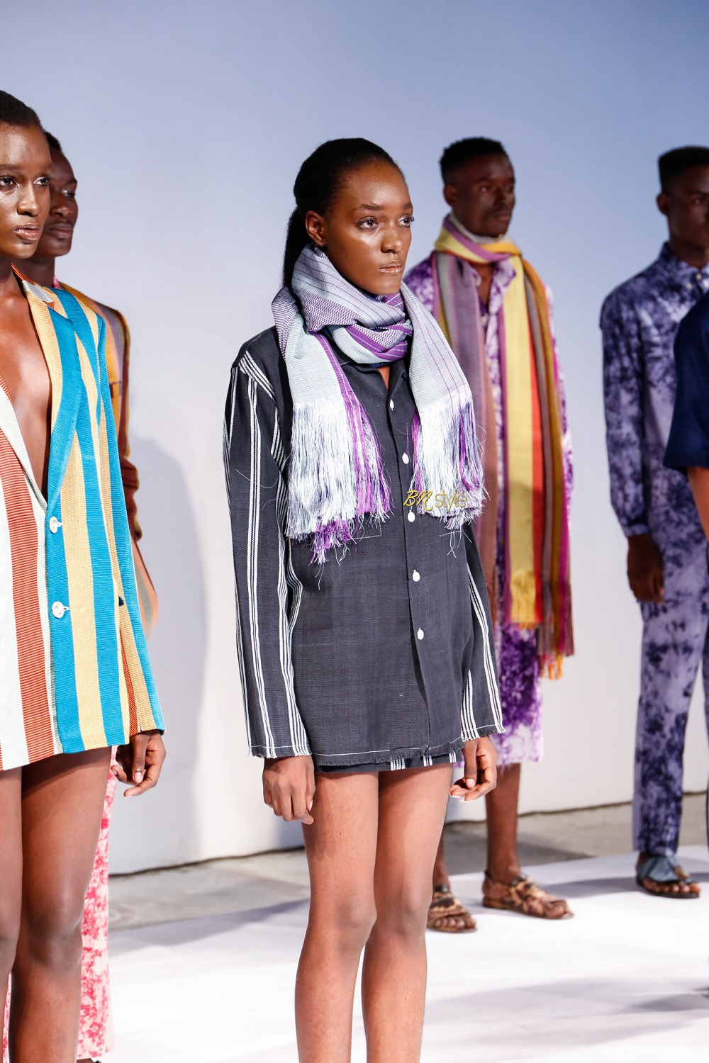 Lagos Fashion Week A/W 2018 Presentations | Kenneth Ize