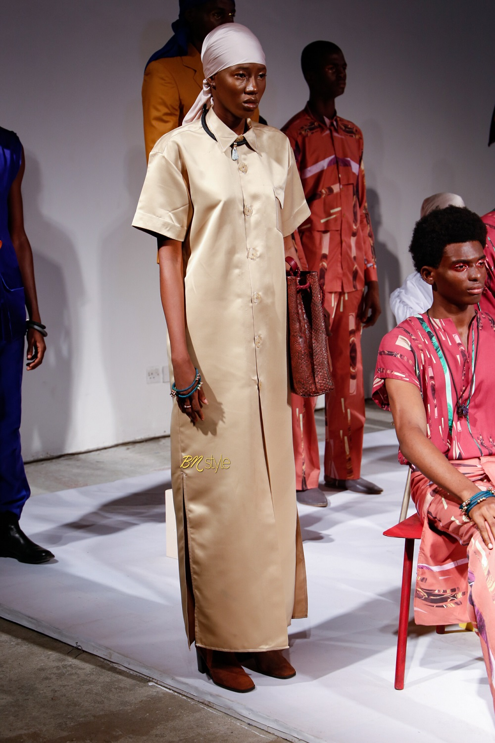 Lagos Fashion Week A/W 2018 Presentations | Orange Culture
