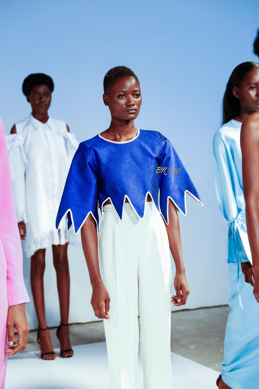 Lagos Fashion Week A/W 2018 Presentations | RÉ