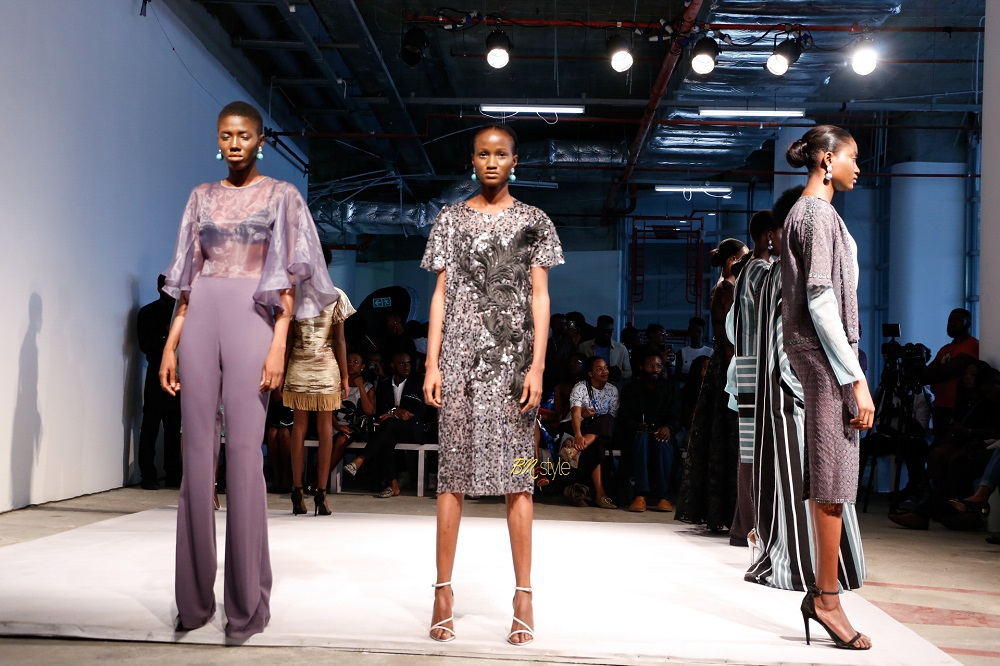 Lagos Fashion Week A/W18 Presentations | Sunny Rose