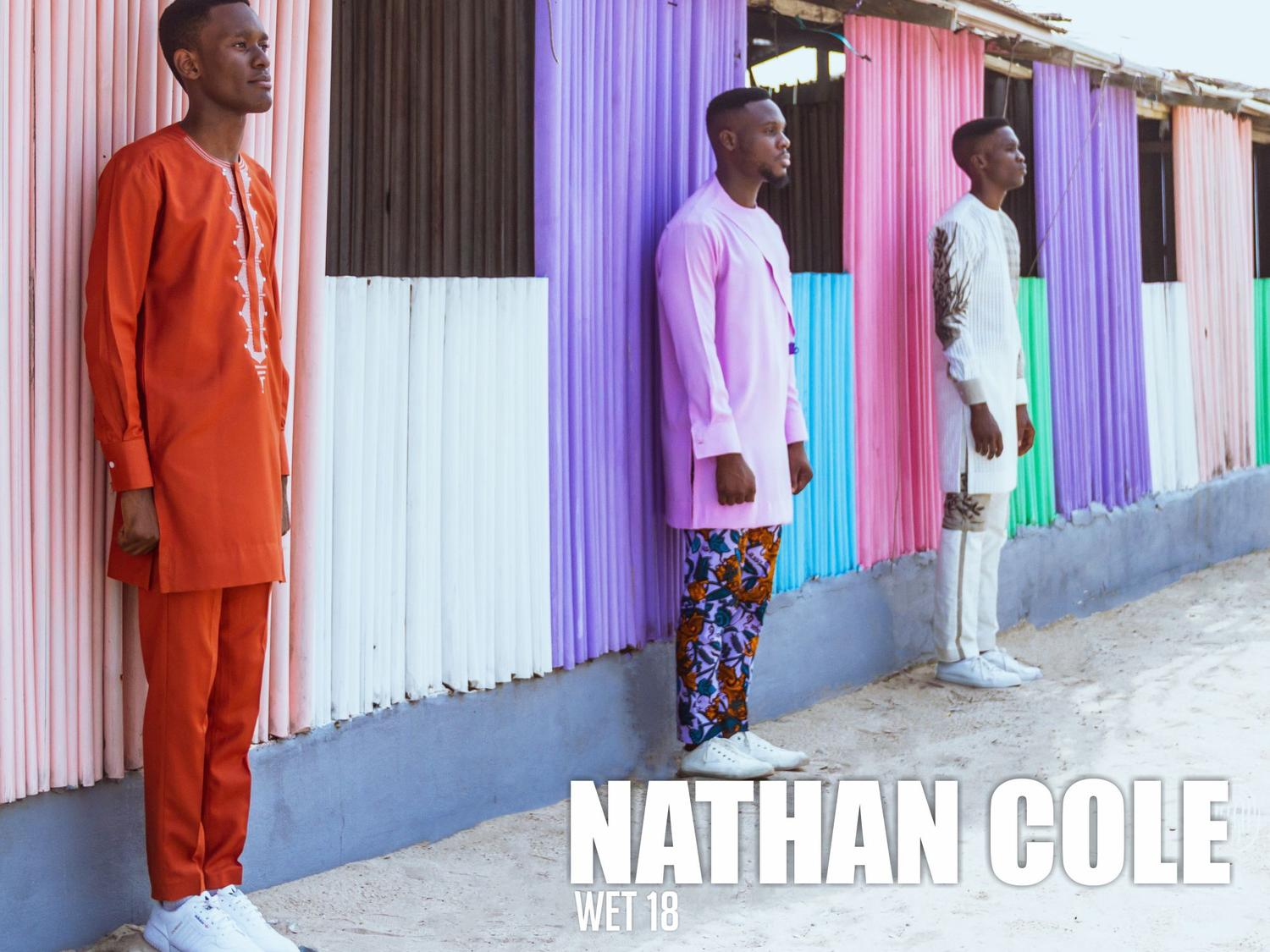 Nathan Cole Just Merged Traditional and Contemporary Fashion in a Genius Way