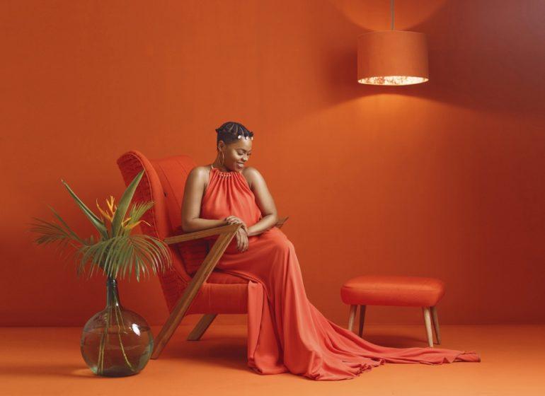 Colour Pop! The Àdùnní Chair by Ilé-Ilà is the Perfect Statement Piece