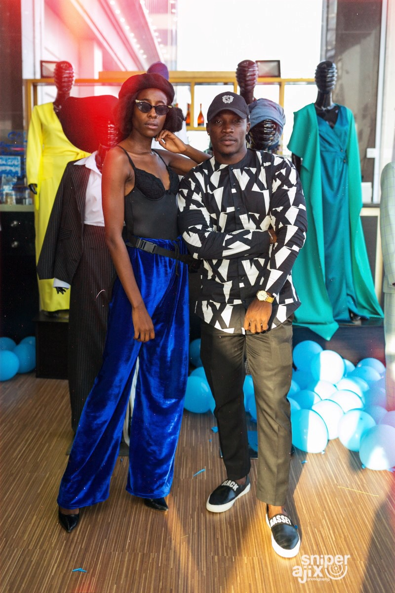 """All the Fun & Fab Moments from Sharon Ojong's """"Rekana"""" Launch Party"""