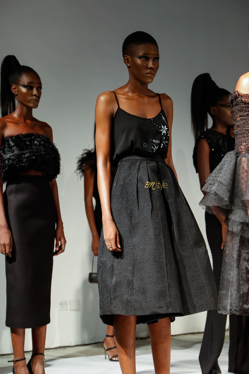 Lagos Fashion Week A/W 2018 Presentations | Onalaja