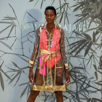 gavin rajah african fashion international cape town fashion week