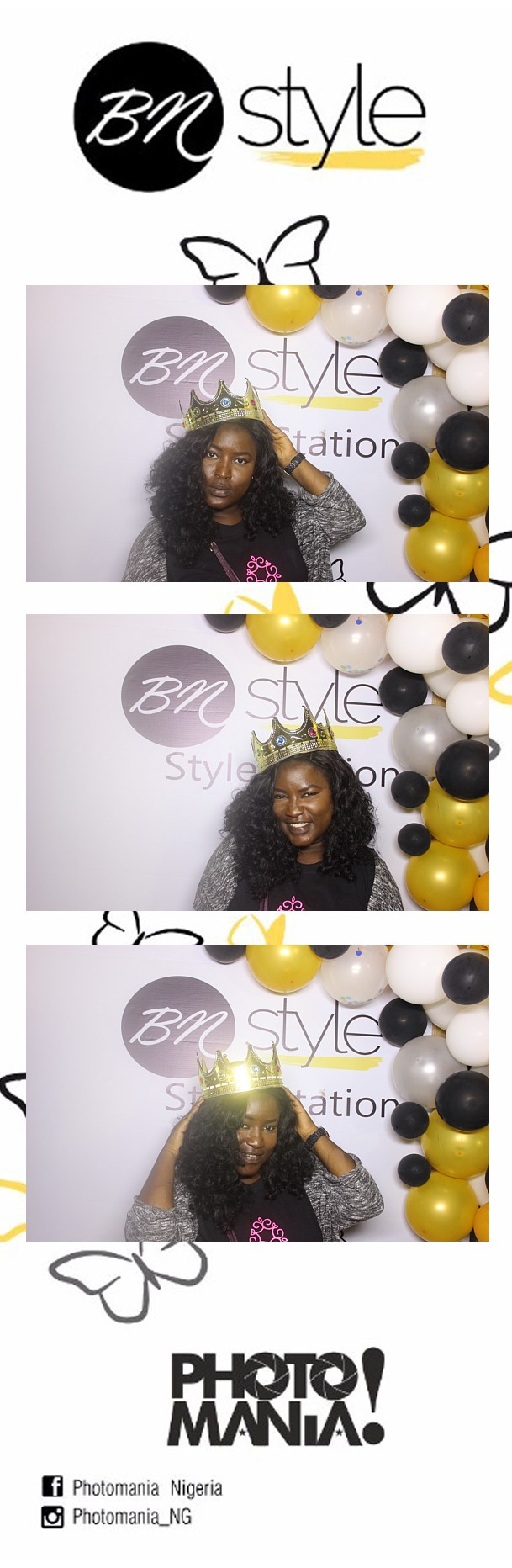 The #BNStyleStation was Where to be on Thursday at Social Media Week Lagos 2018!