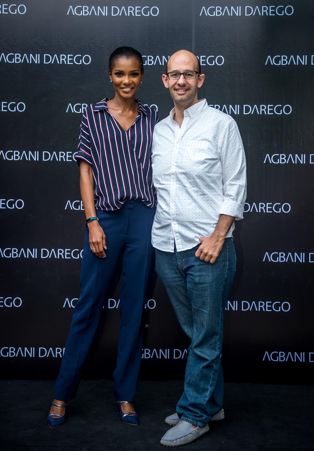 The Evolution of Agbani Darego: Model, Muse, Designer