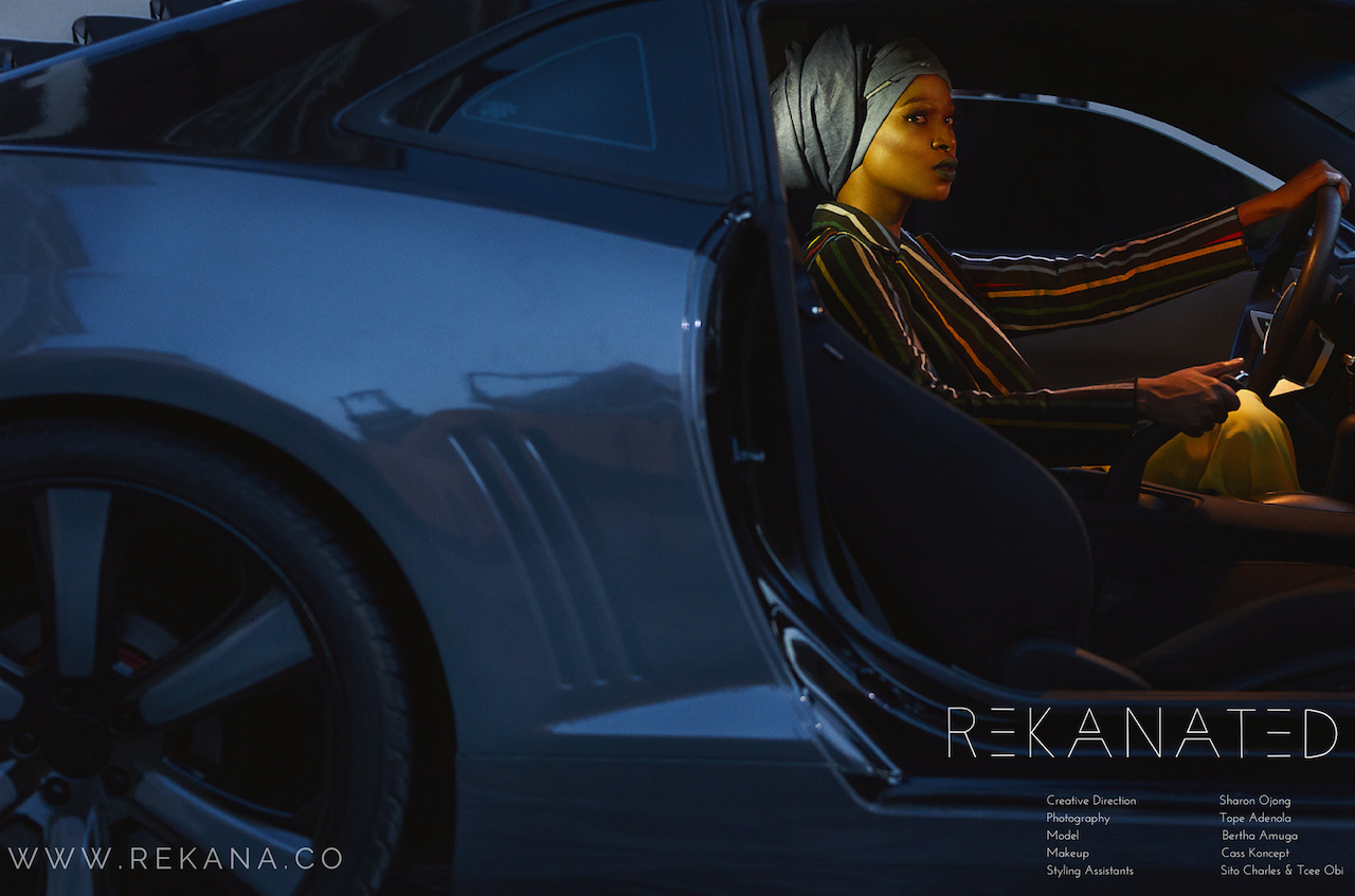 Every Look From the Must-See REKANA Debut Campaign