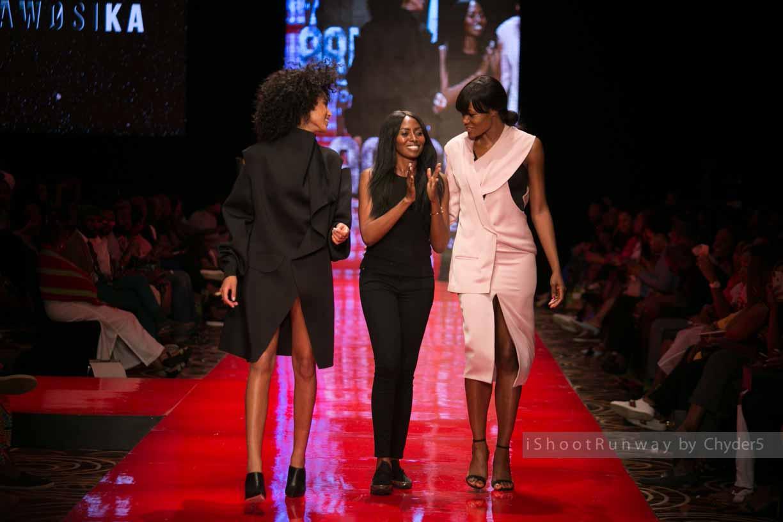 ARISE Fashion Week 2018 | Bridget Awosika