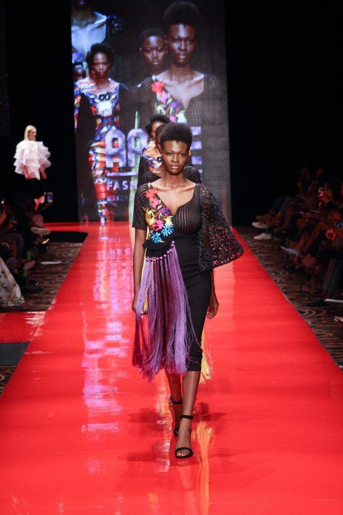 ARISE Fashion Week 2018 | DZYN