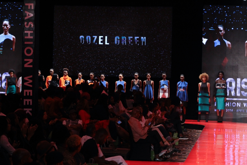 ARISE Fashion Week 2018 | Gozel Green