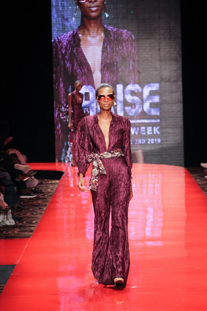 ARISE Fashion Week 2018 | House of Irawo