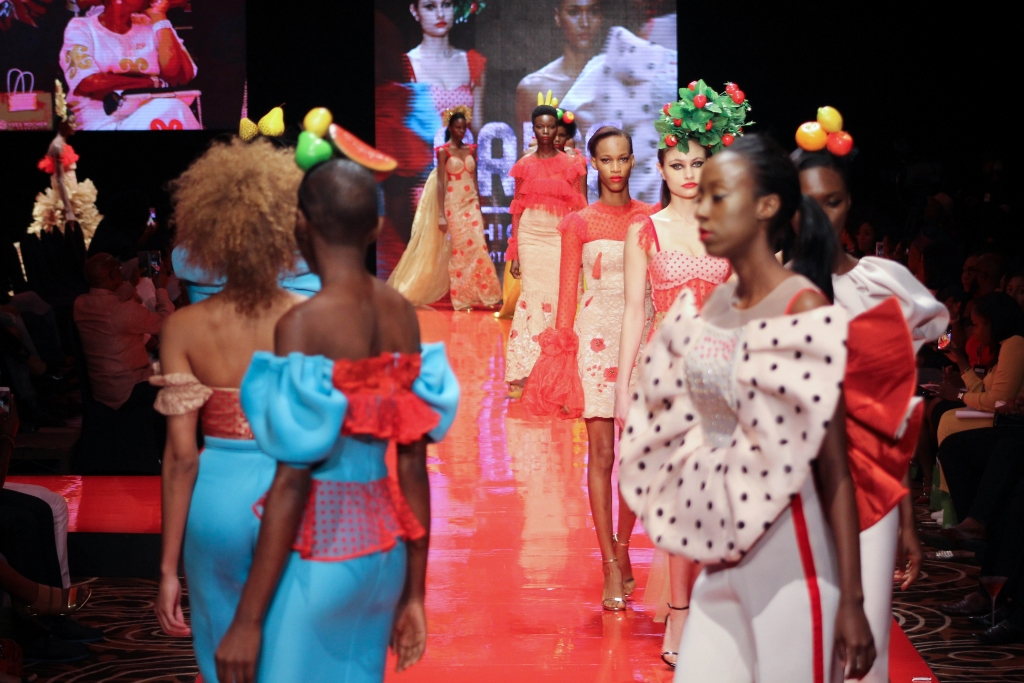 ARISE Fashion Week 2018 | House of Nwocha