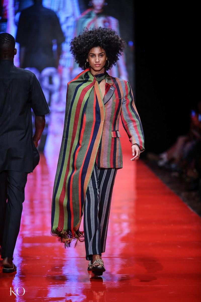 ARISE Fashion Week 2018 | Kenneth Ize