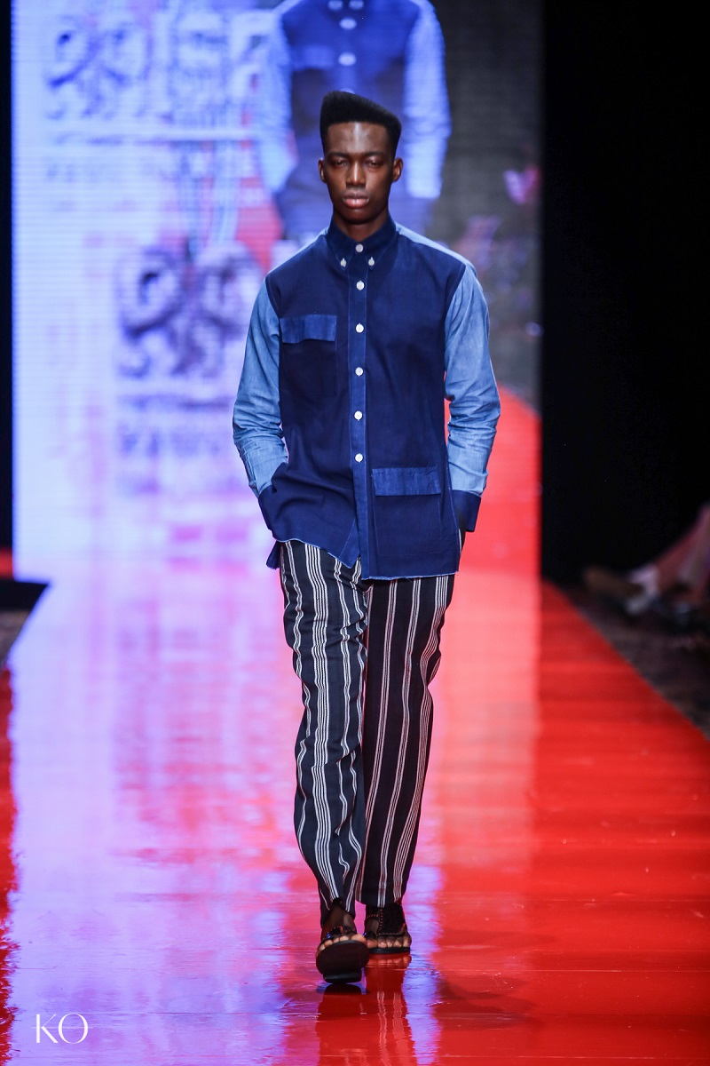 ARISE Fashion Week 2018 | Kenneth Ize