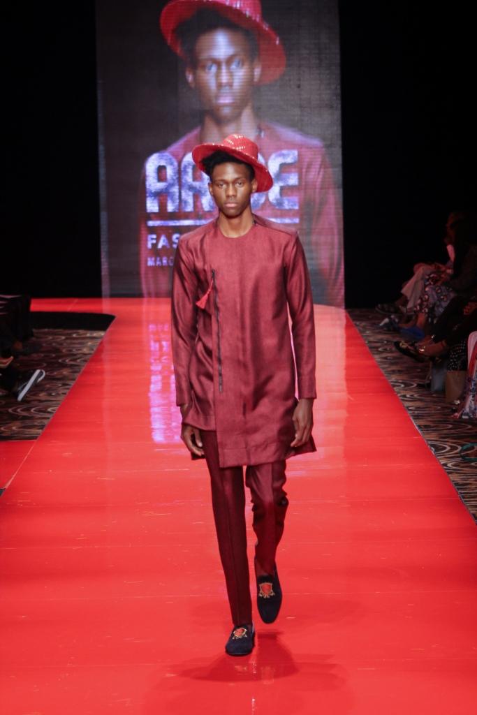 ARISE Fashion Week 2018   Kimono Kollection