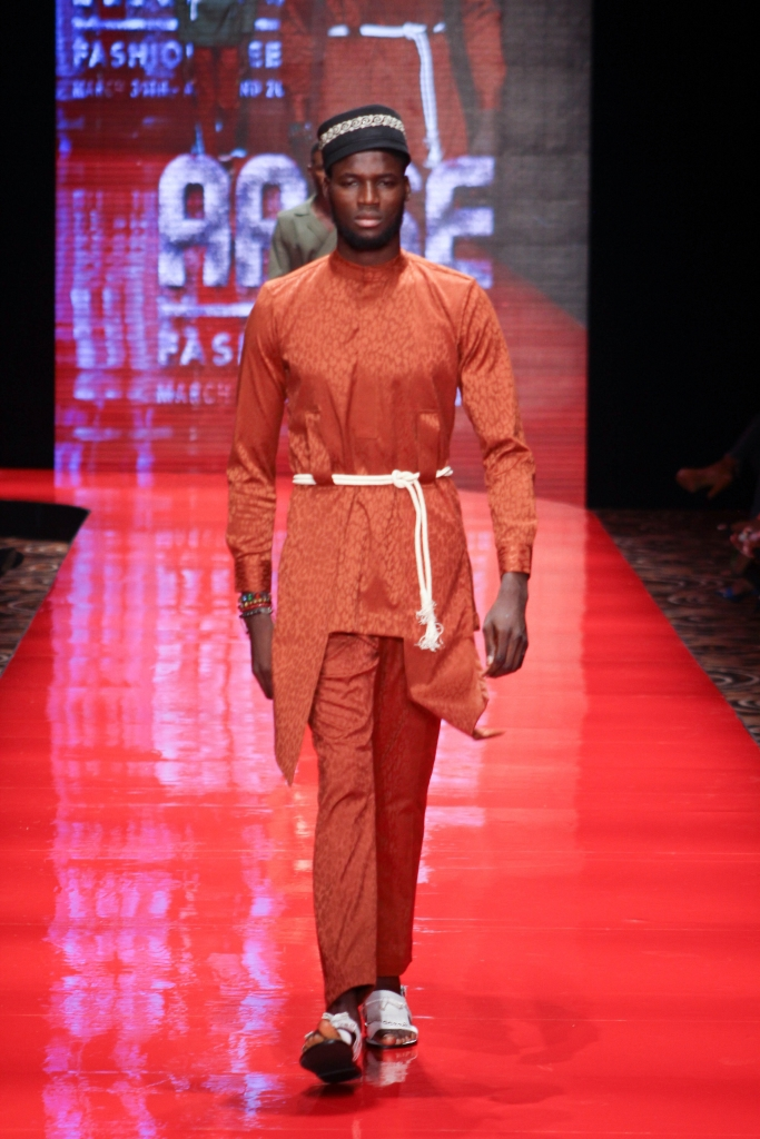 ARISE Fashion Week 2018 | Kola Kuddus
