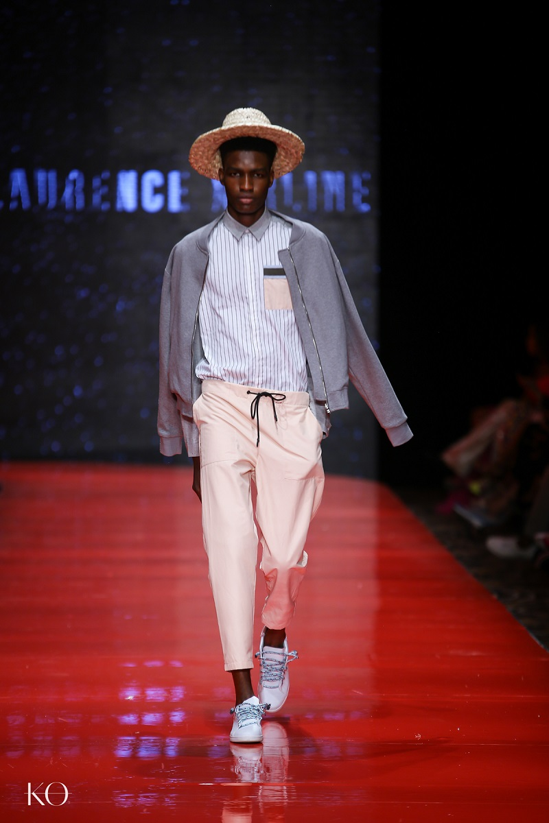 ARISE Fashion Week 2018 | Laurence Airline