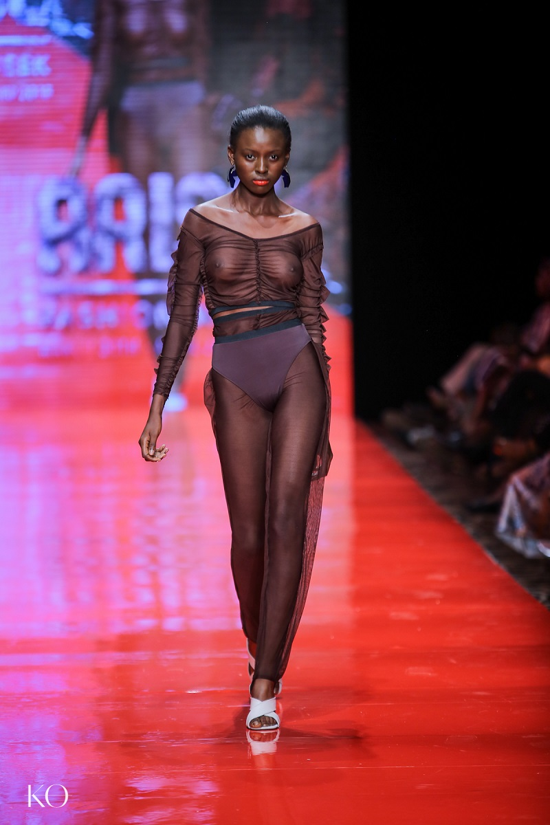 ARISE Fashion Week 2018 | Loza Maleombho