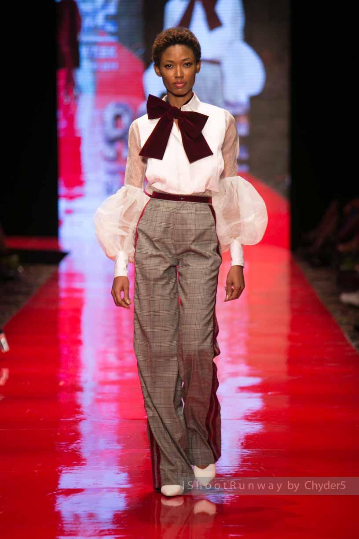 ARISE Fashion Week 201...