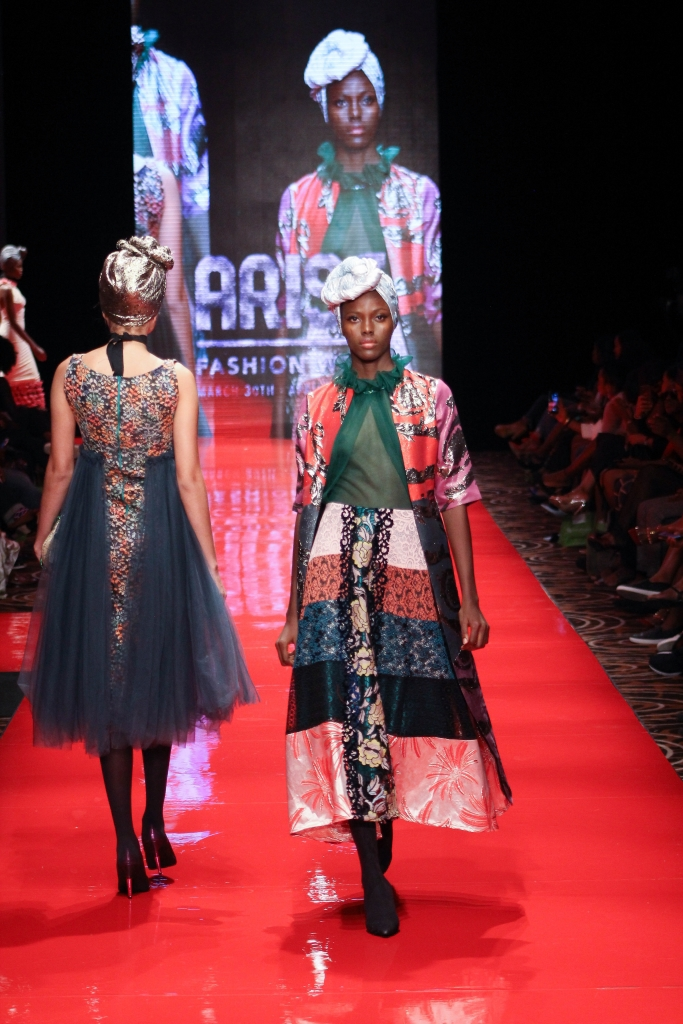 ARISE Fashion Week 2018 | MOOFA