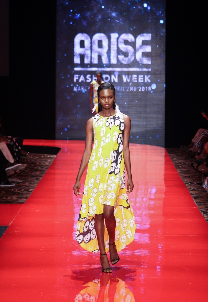 ARISE Fashion Week 2018 | Mustafa Hassanali