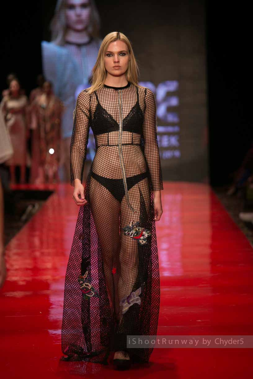 ARISE Fashion Week 2018 | Odio Mimonet
