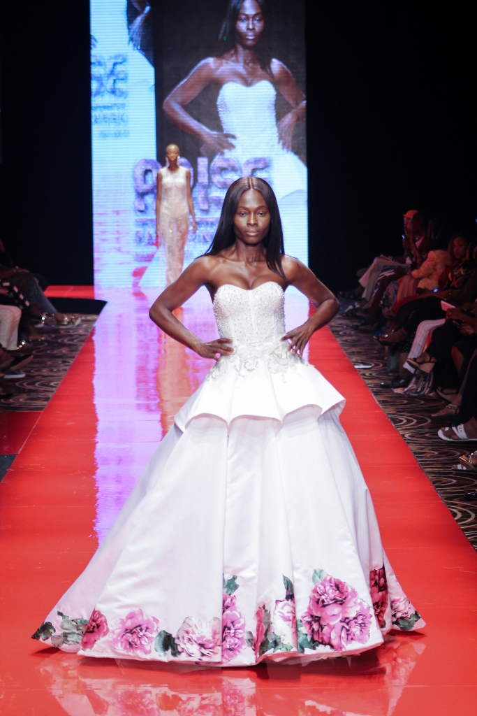 ARISE Fashion Week 2018 | Orapeleng Modutle Style Avenue
