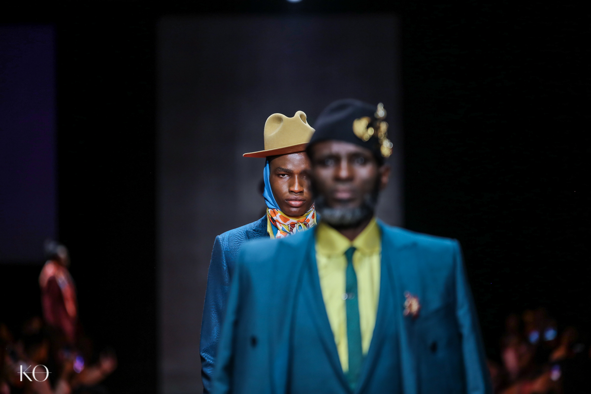 ARISE Fashion Week 2018 | Ozwald Boateng