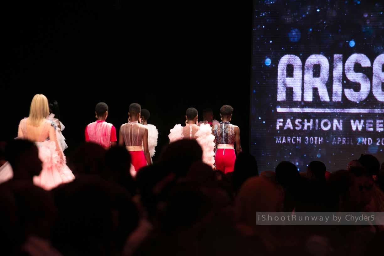 ARISE Fashion Week 2018 | Quiteria & George