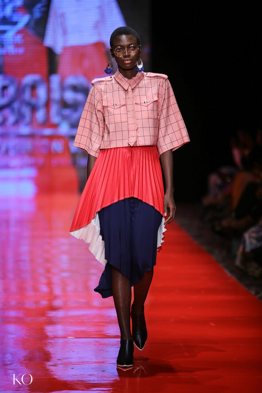 ARISE Fashion Week 2018 | Thebe Magugu