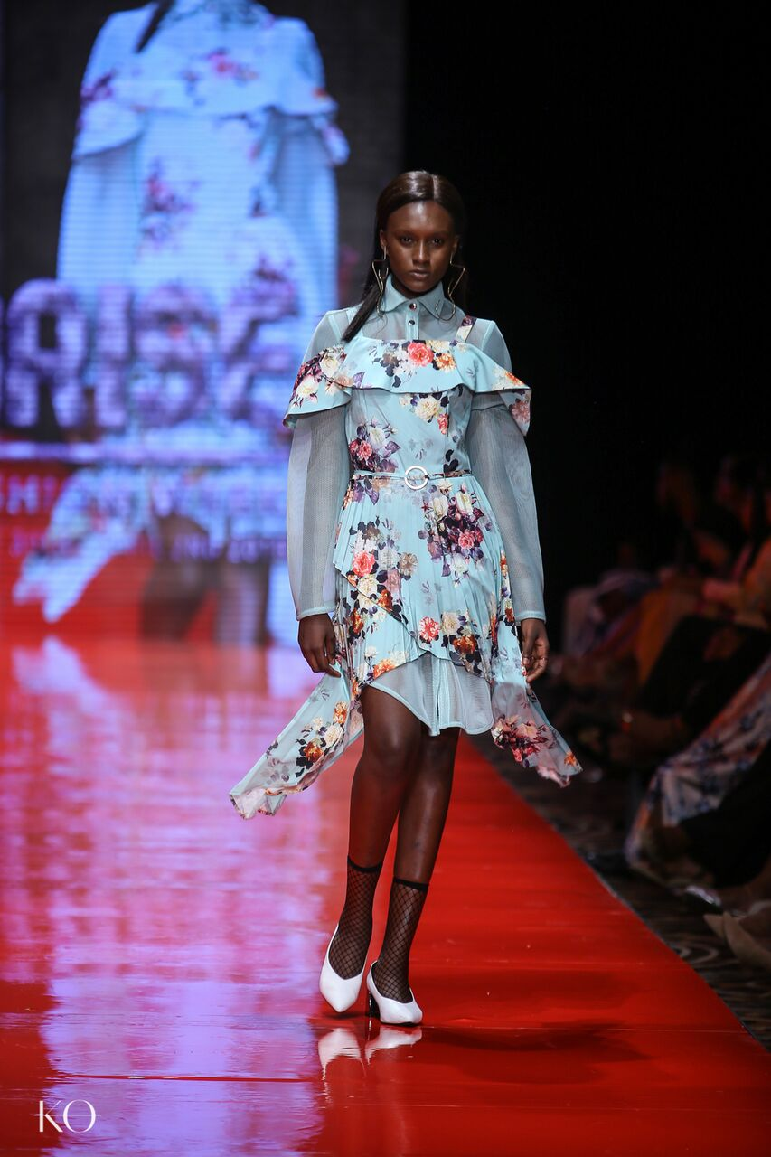 ARISE Fashion Week 2018 | Thebe Magugu