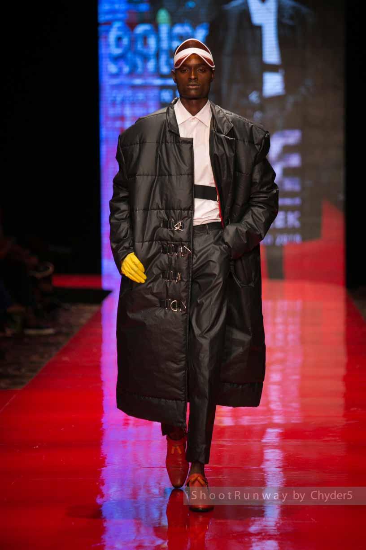 ARISE Fashion Week 2018 | Tokyo James