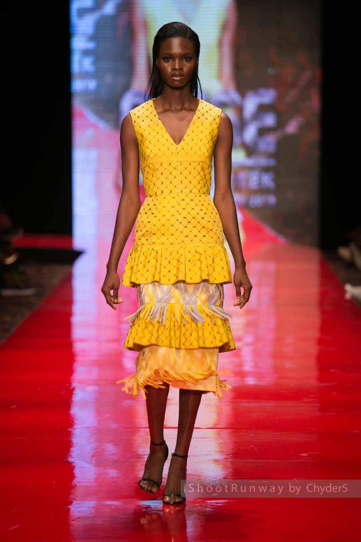 ARISE Fashion Week 2018   Tsemaye Binitie