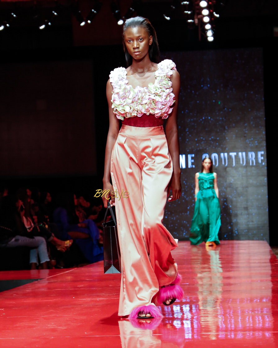 Yvonne Nwosu Takes You Behind the Scenes of Her Arise Fashion Week 2018 Show