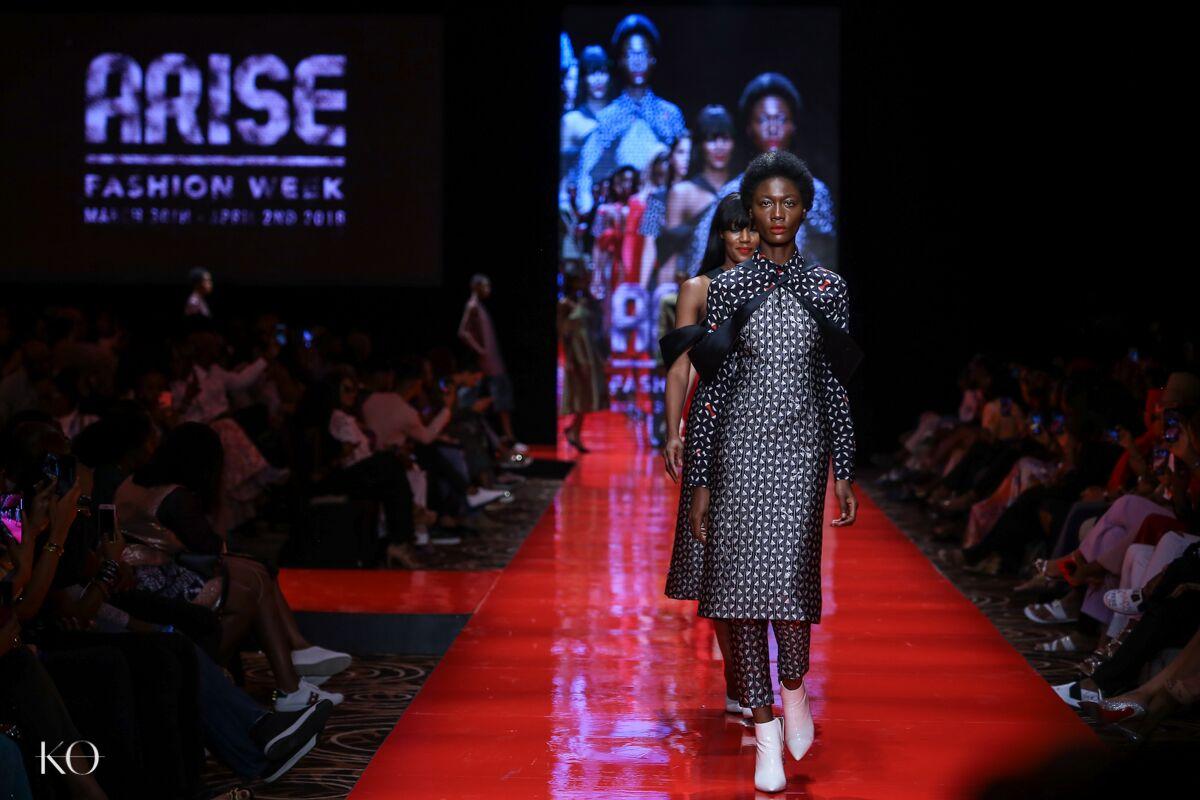 ARISE Fashion Week 2018 | Washington Roberts