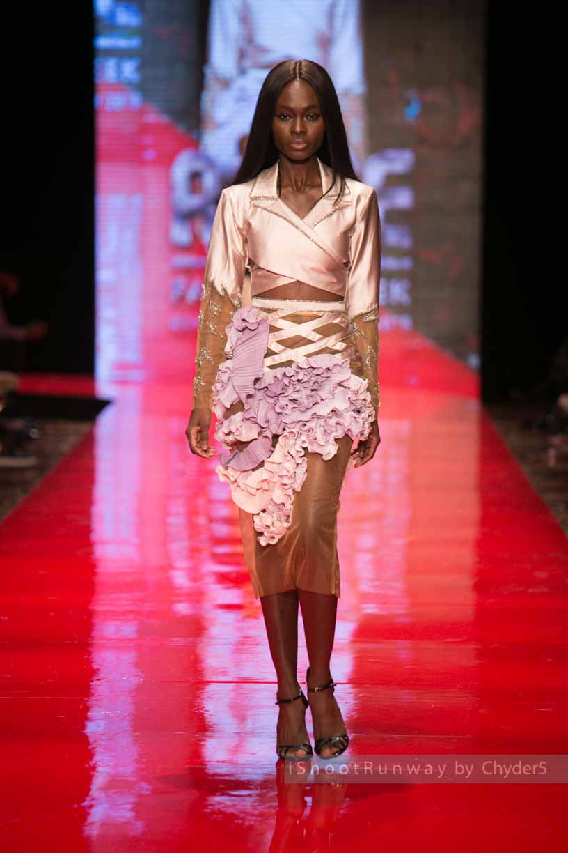 ARISE Fashion Week 2018 | Weiz Dhurm Franklyn