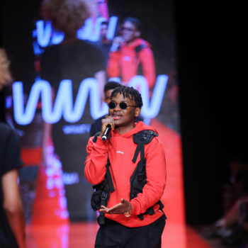 Celebrities hit the Runway at ARISE Fashion Week 2018