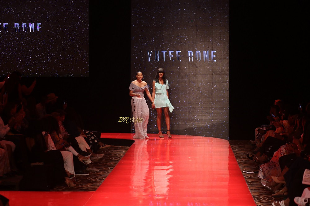 ARISE Fashion Week 2018 | Yutee Rone Atelier