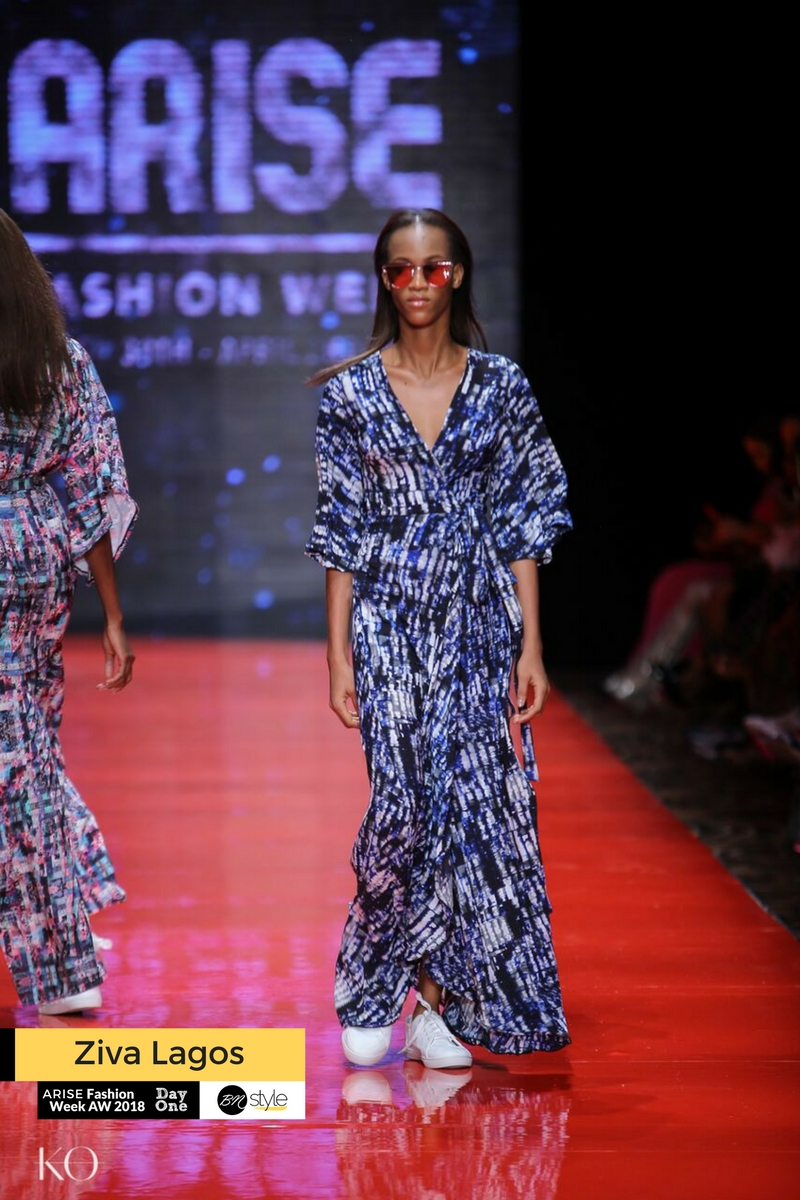 ARISE Fashion Week 2018 | Ziva Lagos